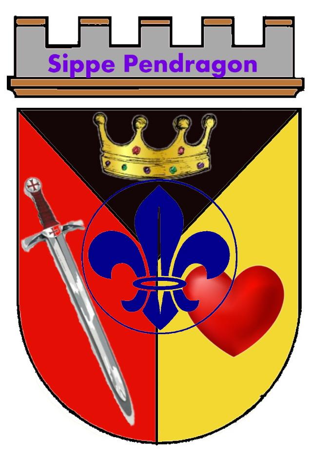 Wappen Sippe Pendragon